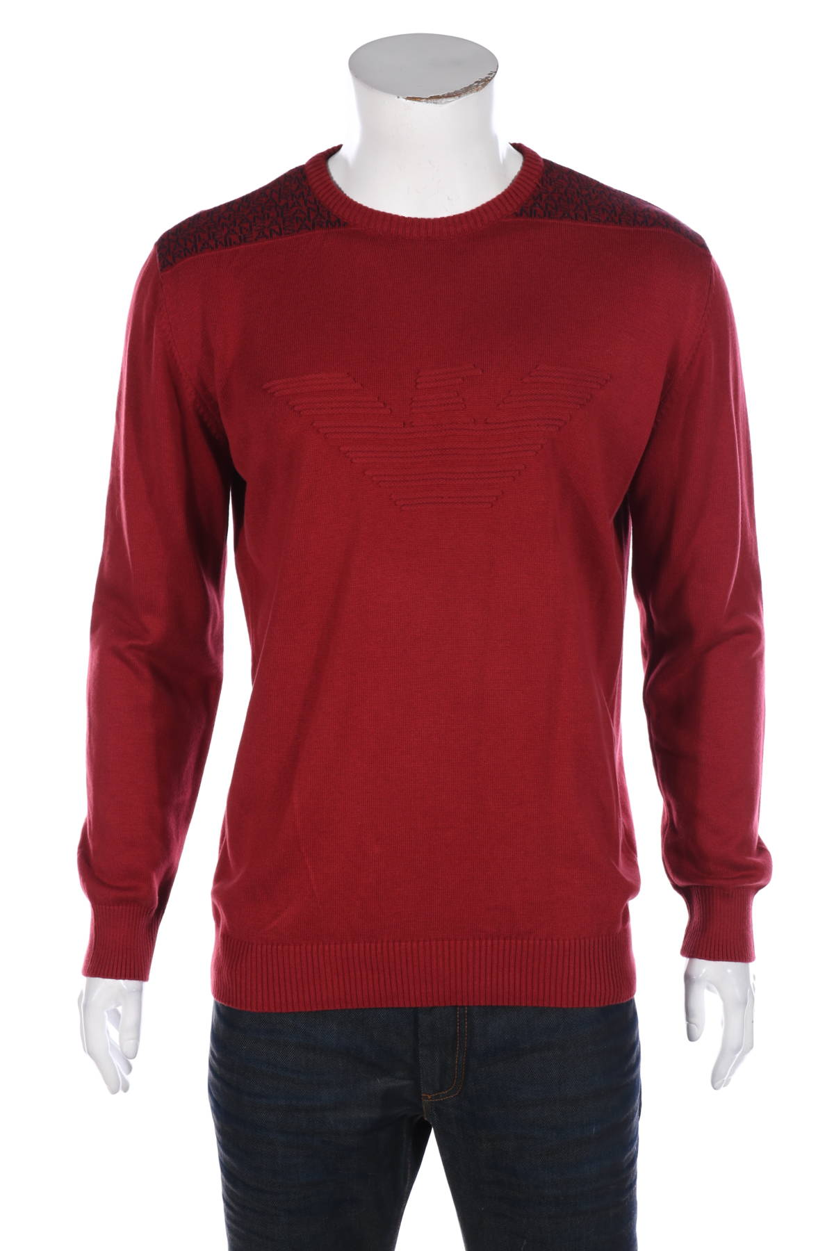 Пуловер Armani Jeans1