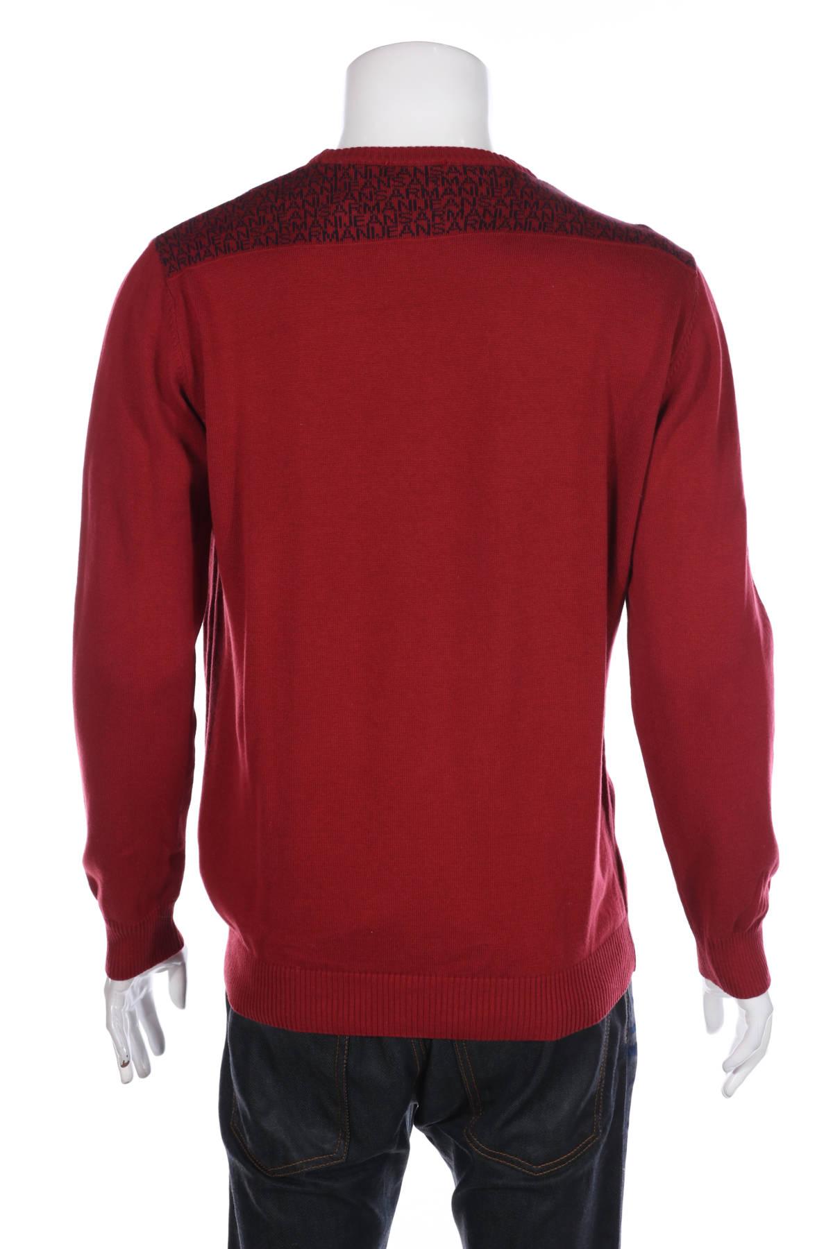 Пуловер Armani Jeans2