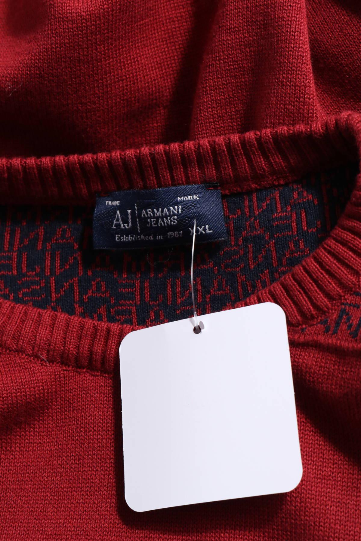 Пуловер Armani Jeans3