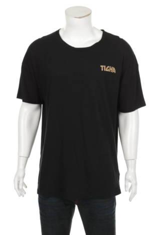 Тениска с щампа TIGHA