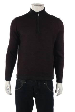 Пуловер с поло яка Neiman Marcus