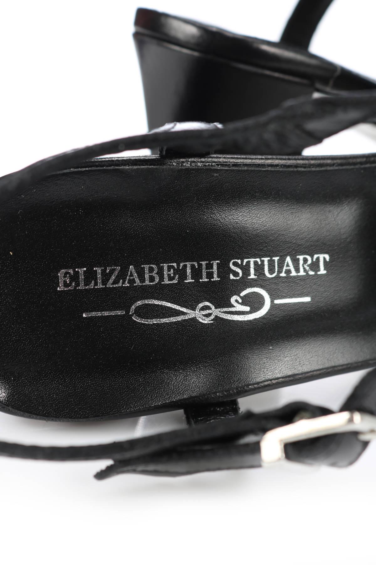 Сандали на ток Elizabeth Stuart4