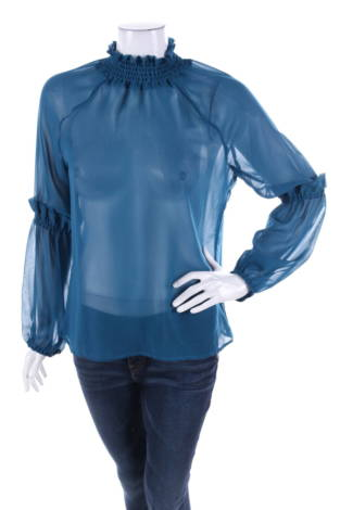 Блуза с поло яка REVAMPED