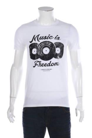 Тениска с щампа Seventy Seven