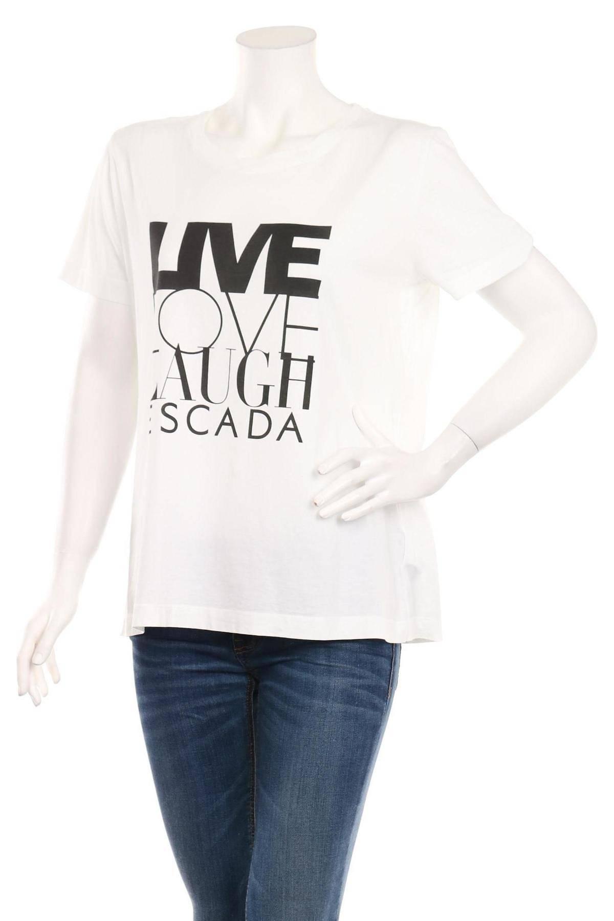 Тениска с щампа ESCADA SPORT1