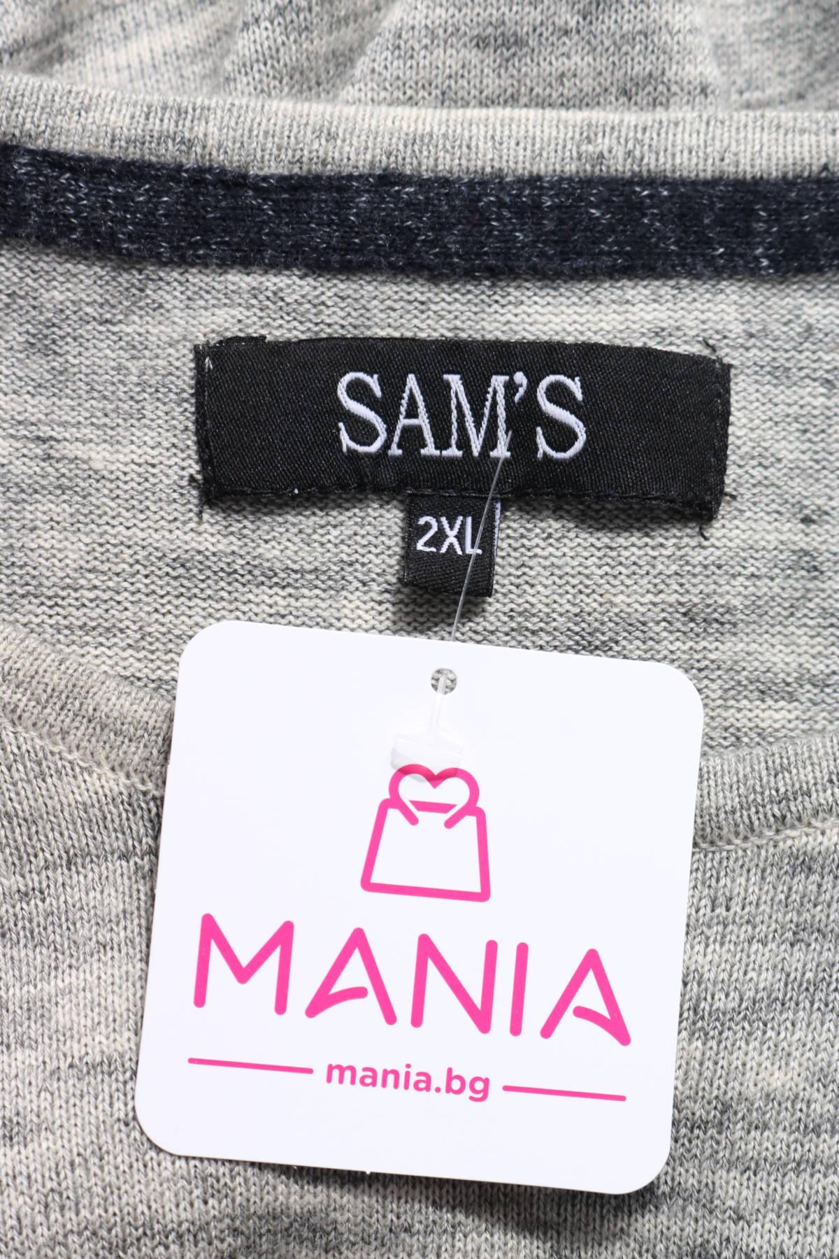 Пуловер Sam`s3