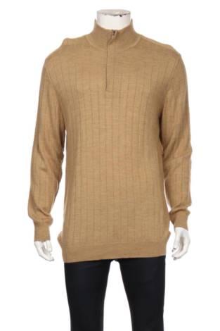 Пуловер с поло яка CLAIBORNE