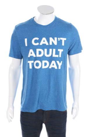 Тениска Well Worn1