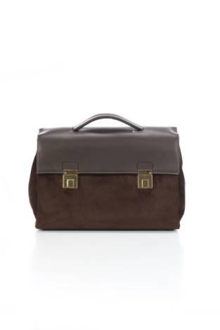 Кожена чанта Nazareno Gabrielli