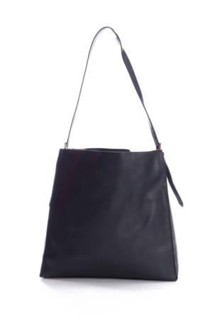 Кожена чанта Justfab