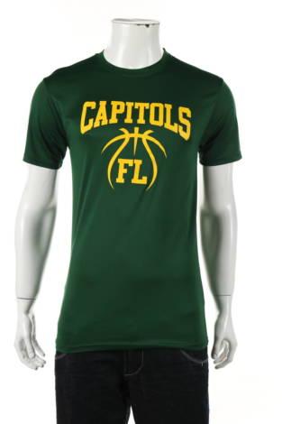 Тениска с щампа Augusta sportswear