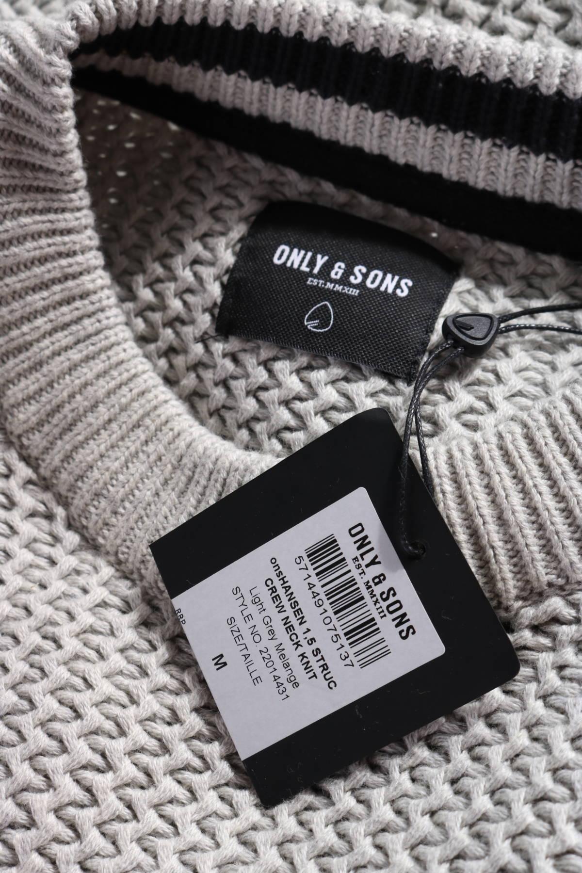 Пуловер ONLY&SONS3