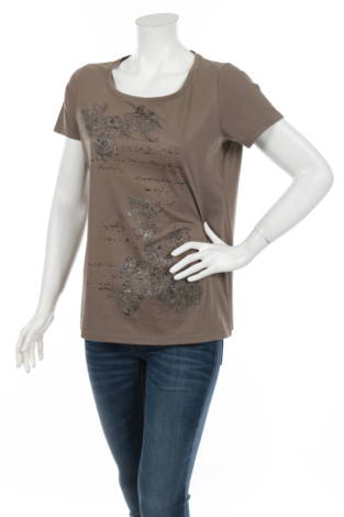Тениска с щампа BIAGGINI