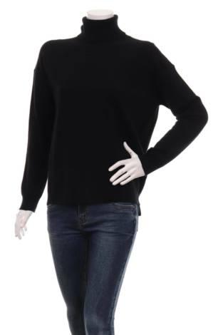 Пуловер с поло яка CLOSED
