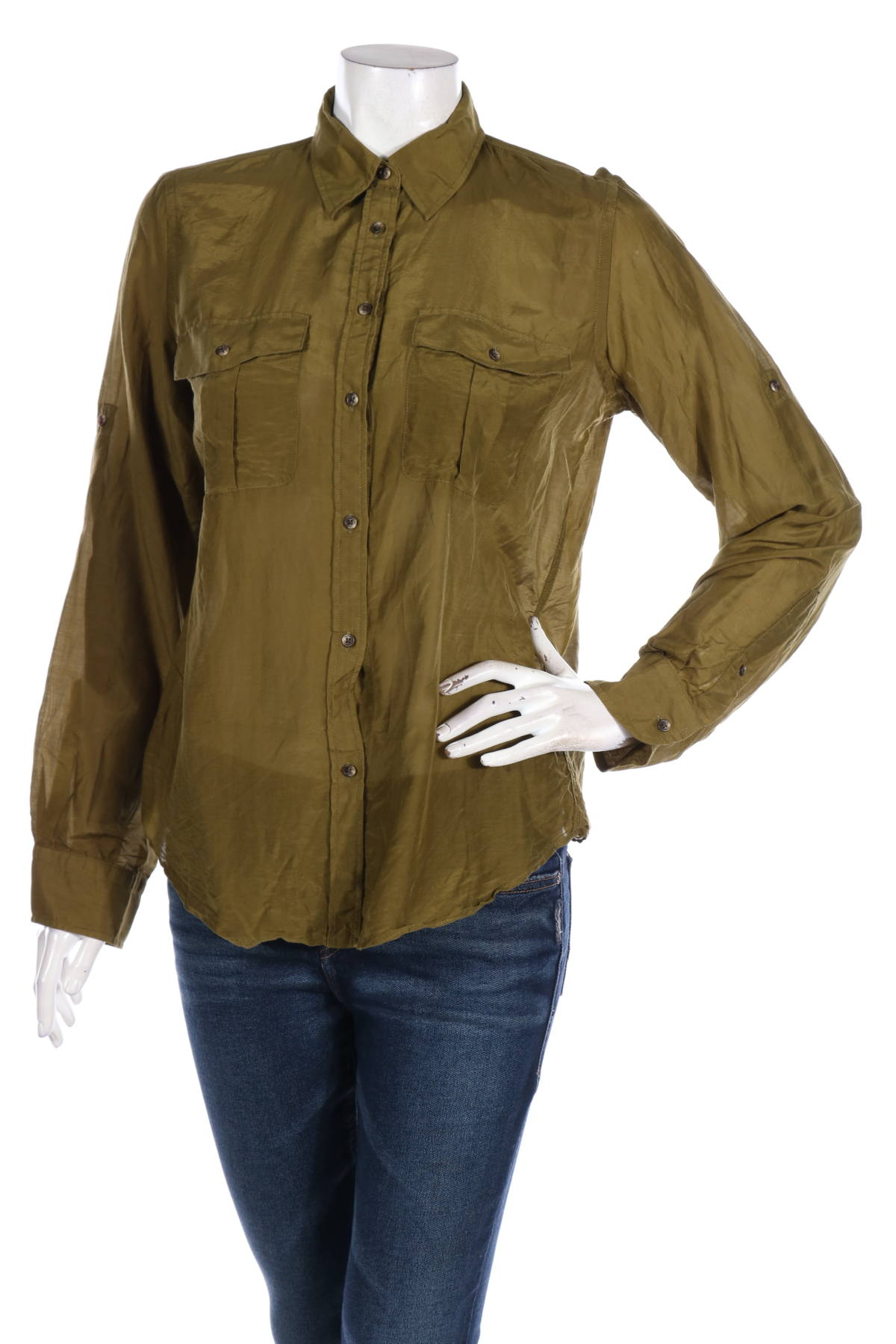Спортно-елегантна риза Ralph Lauren1