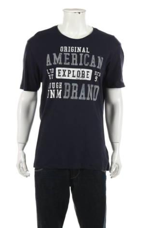 Тениска с щампа Smog