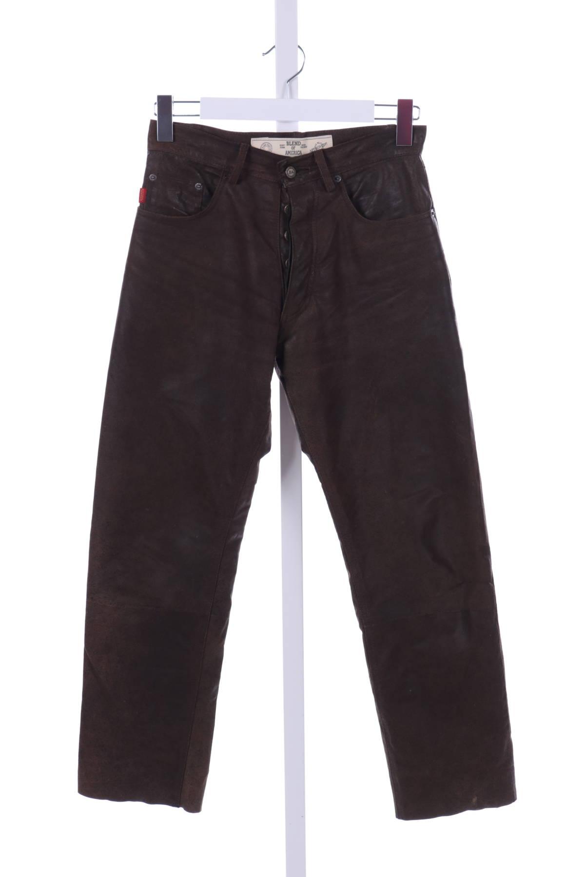 Кожен панталон BLEND OF AMERICA1