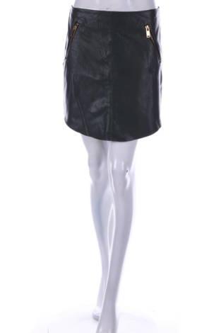 Кожена пола Zara