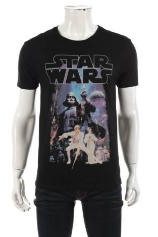 Тениска с щампа Undiz