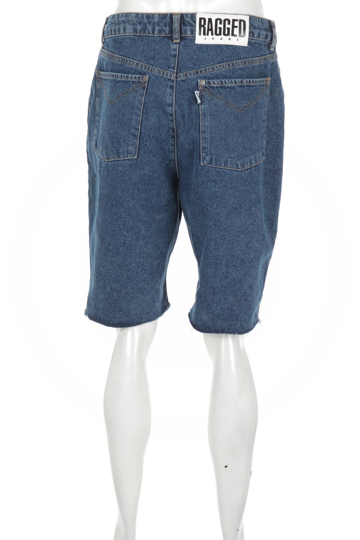 Къси панталони RAGGED2