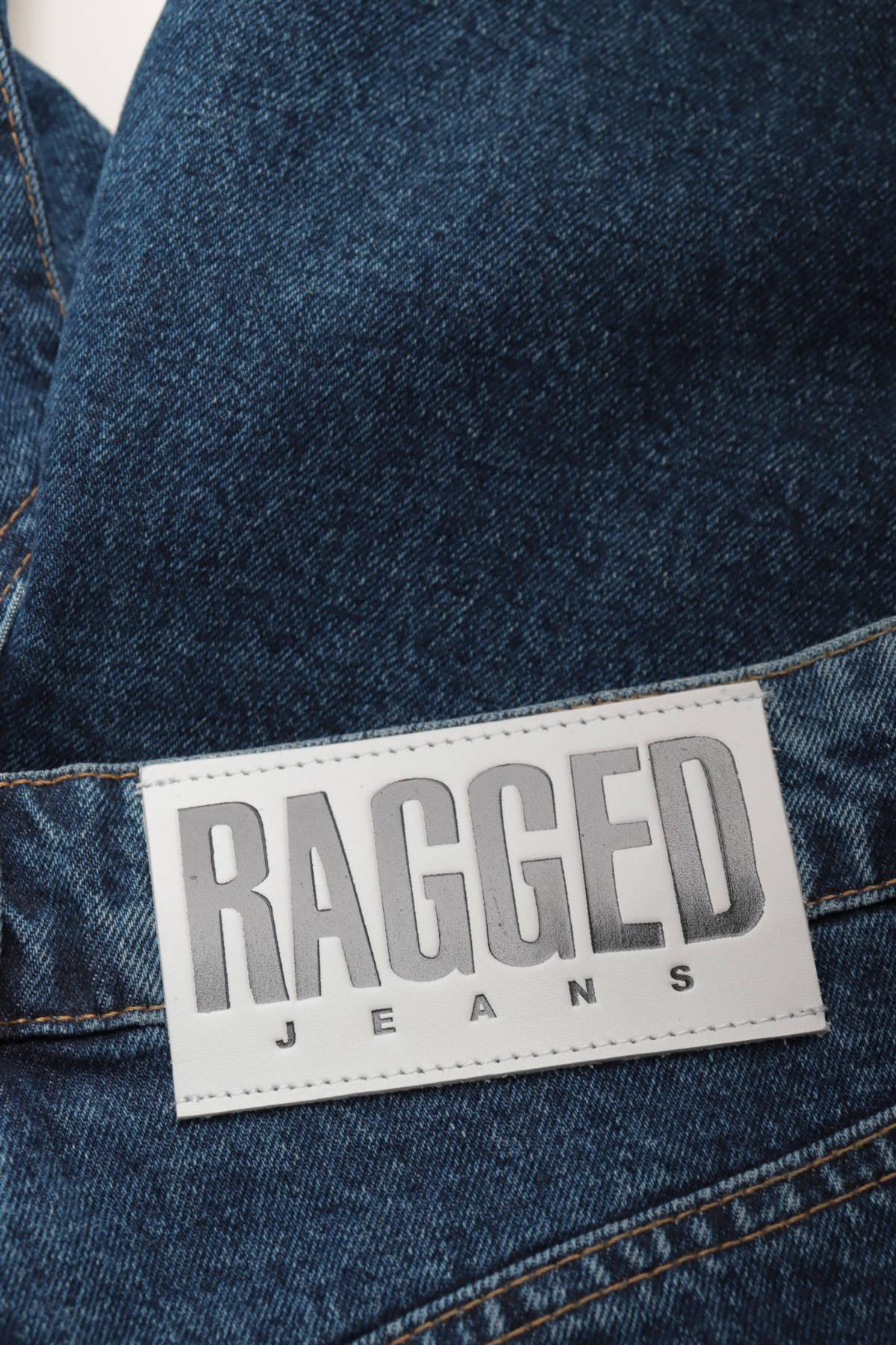 Къси панталони RAGGED3