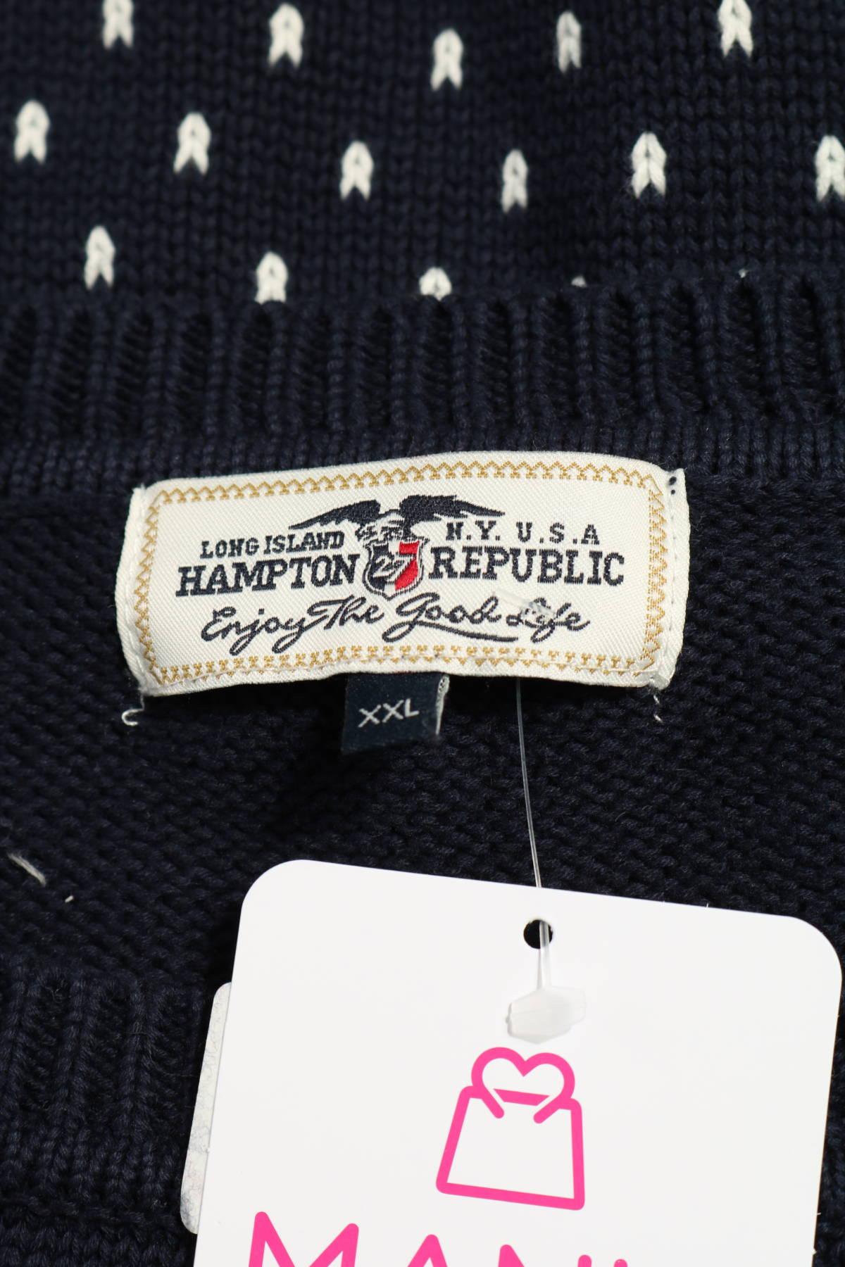 Пуловер Hampton Republic3