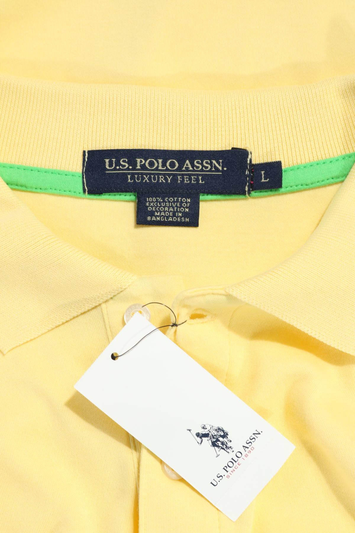 Тениска Us Polo Assn.3
