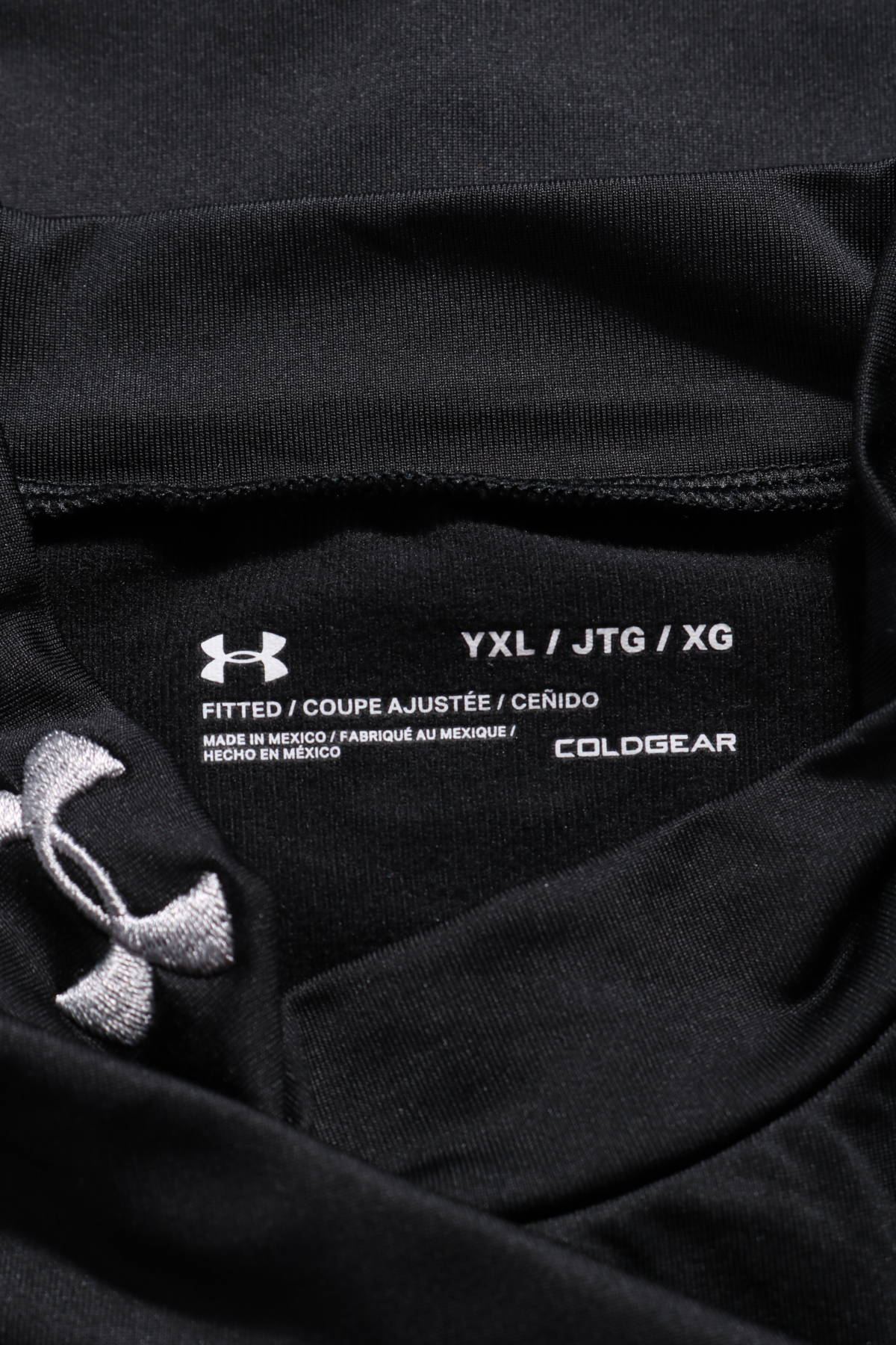 Детска спортна блуза Under Armour3
