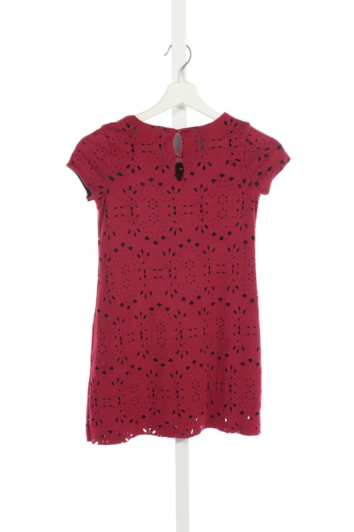 Детска рокля Blush2