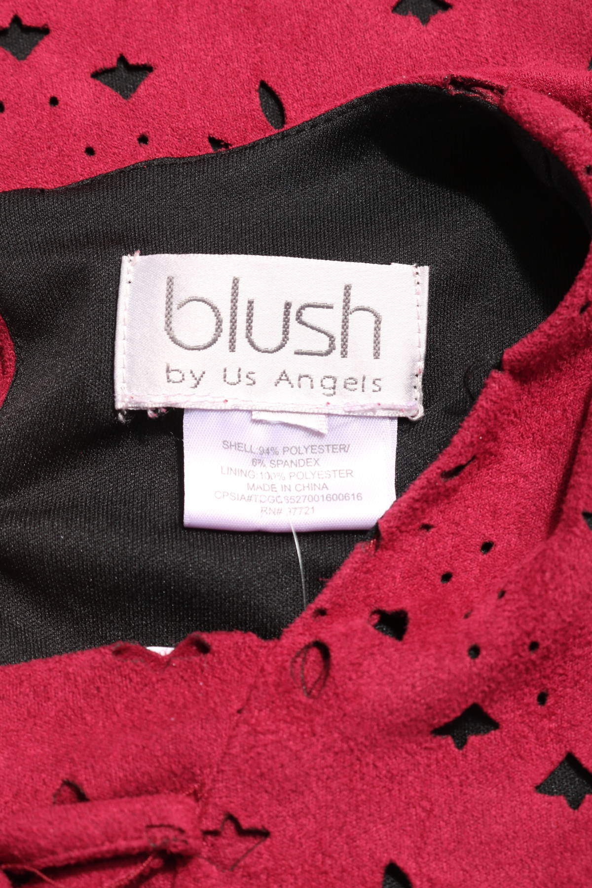 Детска рокля Blush3