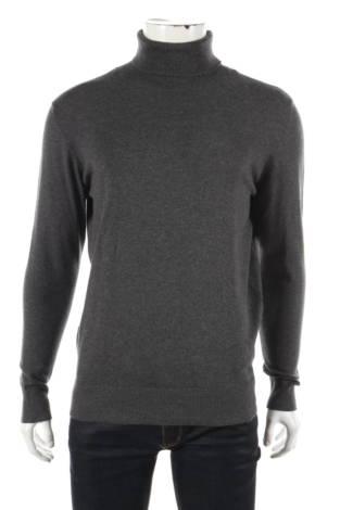 Пуловер с поло яка C&A