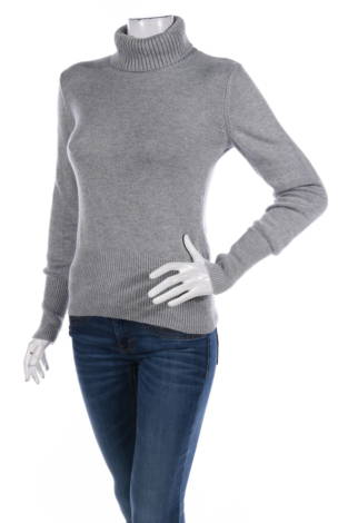 Пуловер с поло яка PATRIZIA DINI