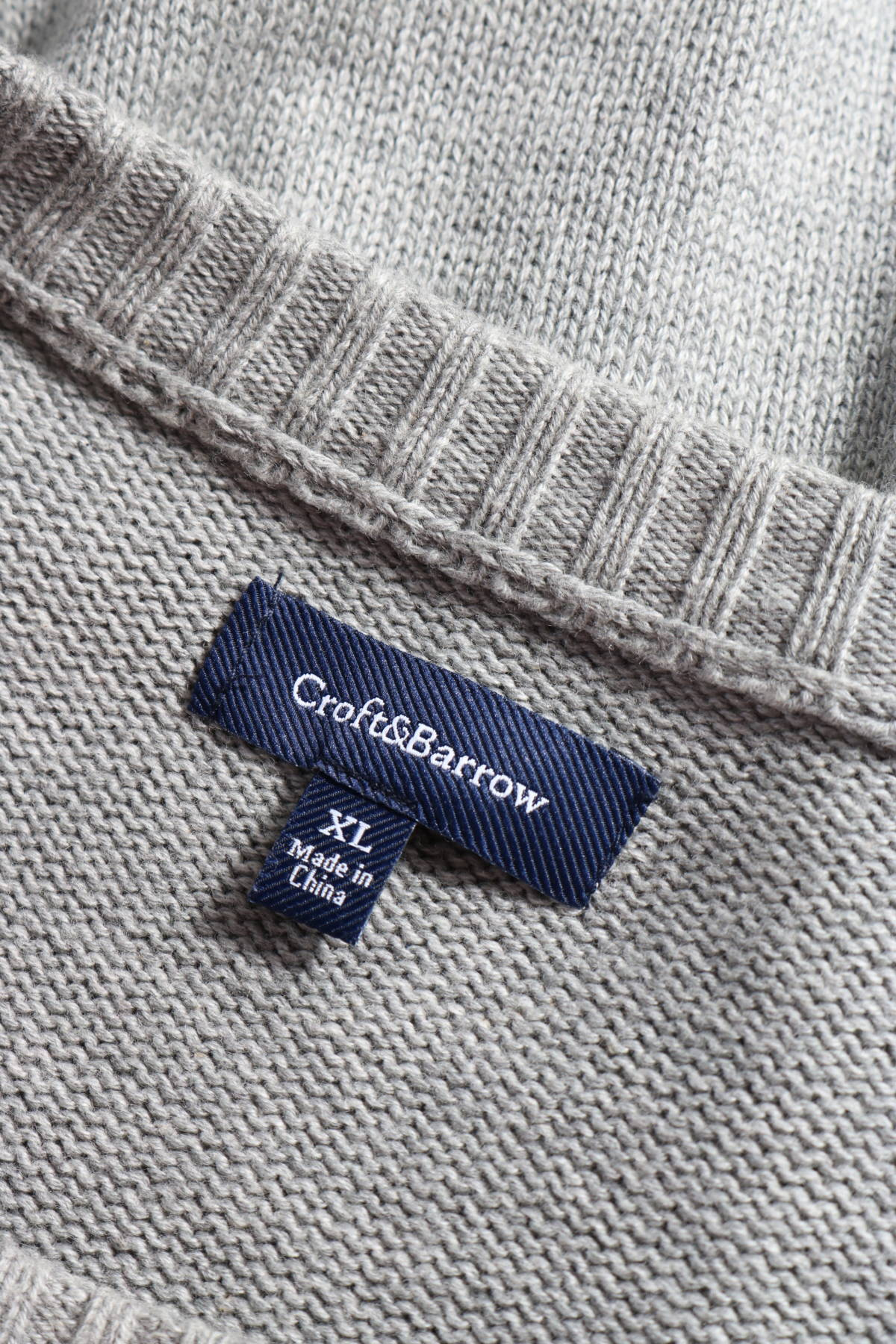Пуловер FOXCROFT3