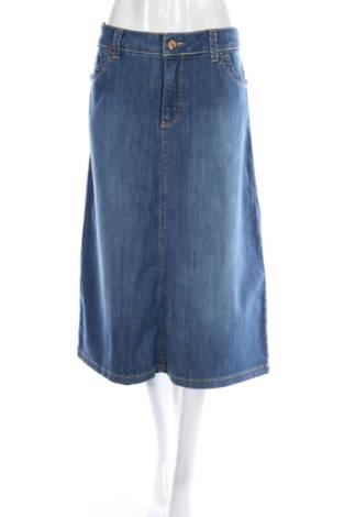 Дънкова пола Flash Jeans