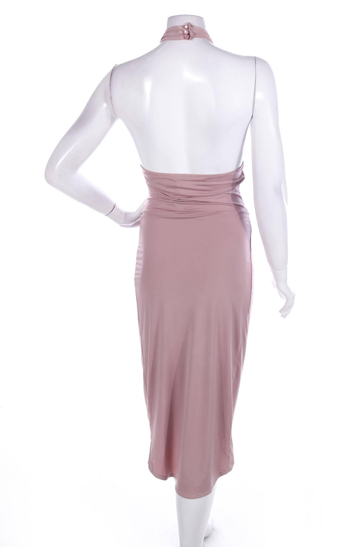 Парти рокля FASHION NOVA2