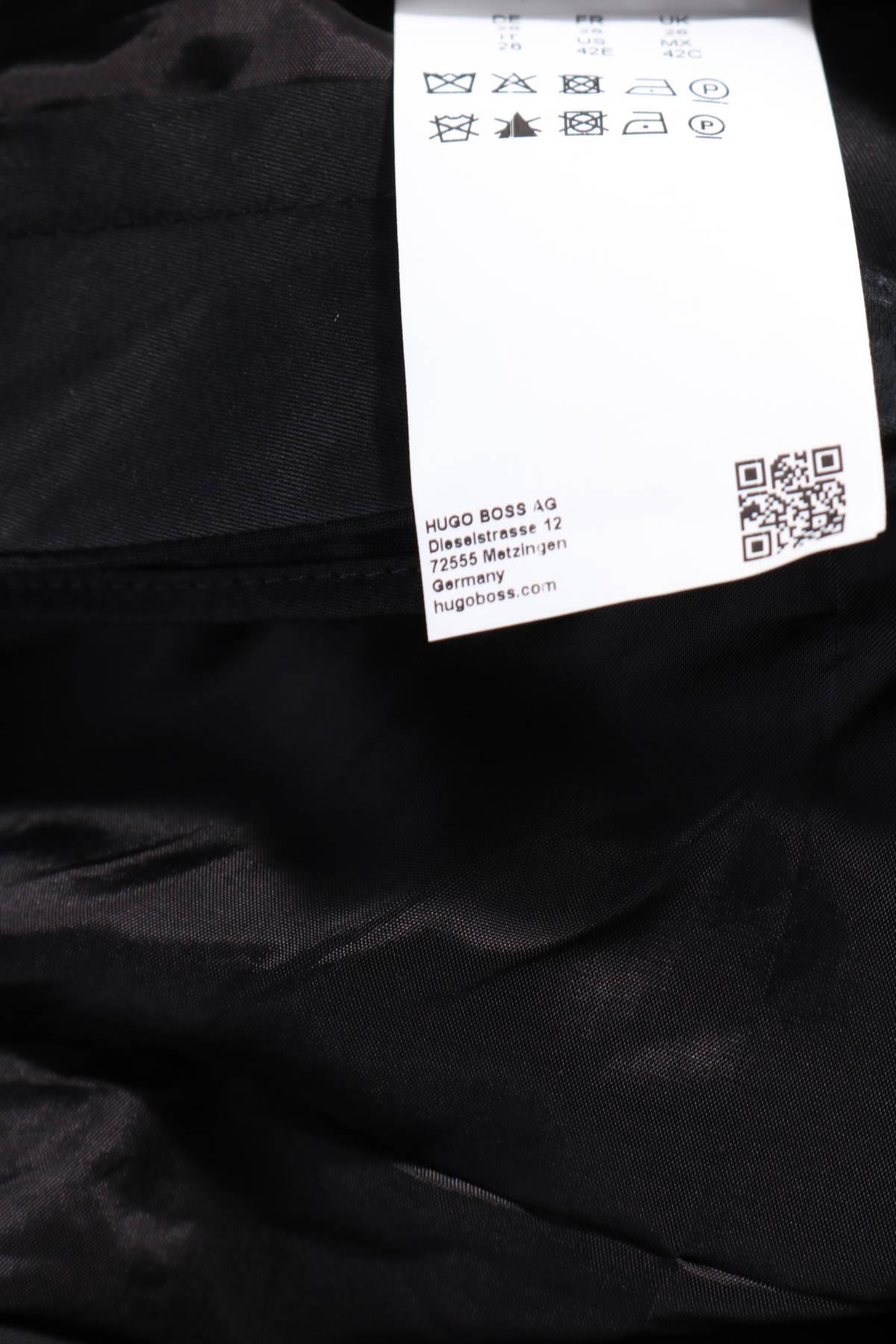 Елегантен панталон Hugo Boss3