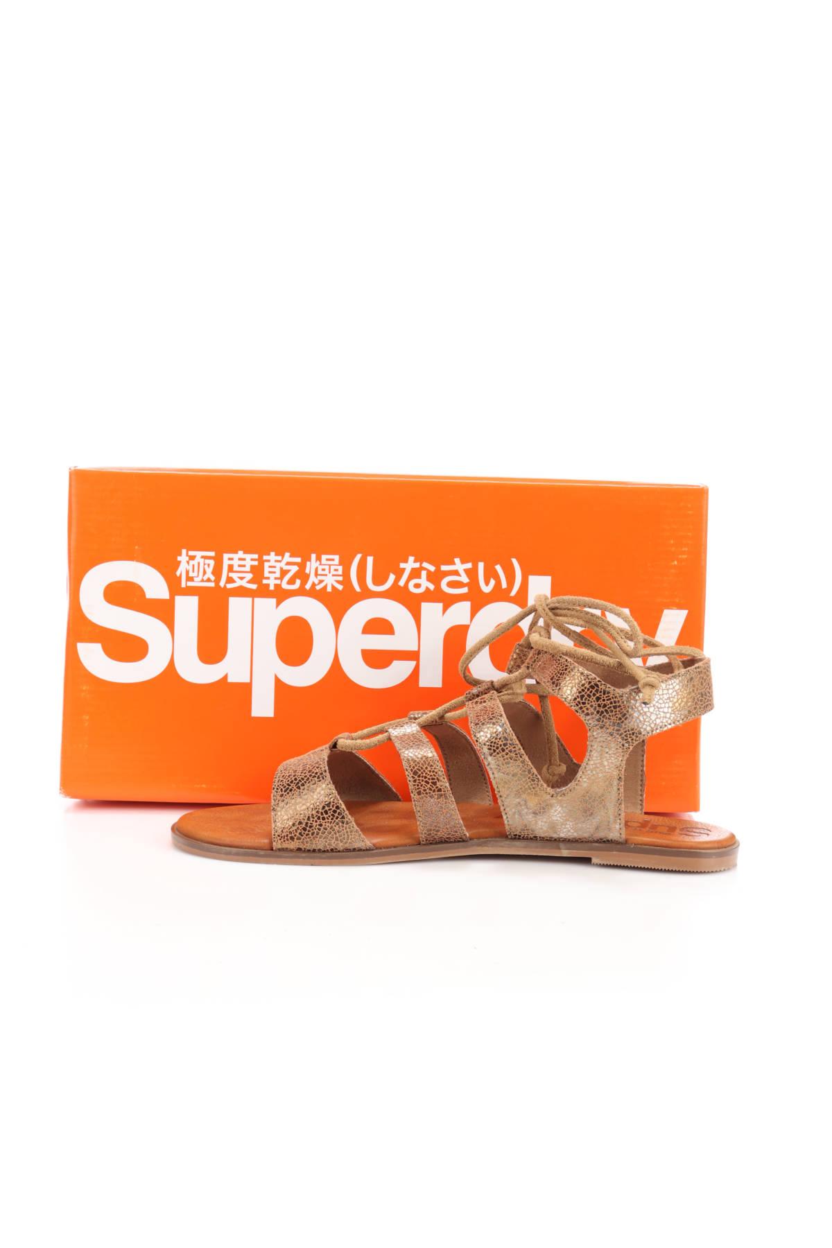 Ниски сандали SUPERDRY4