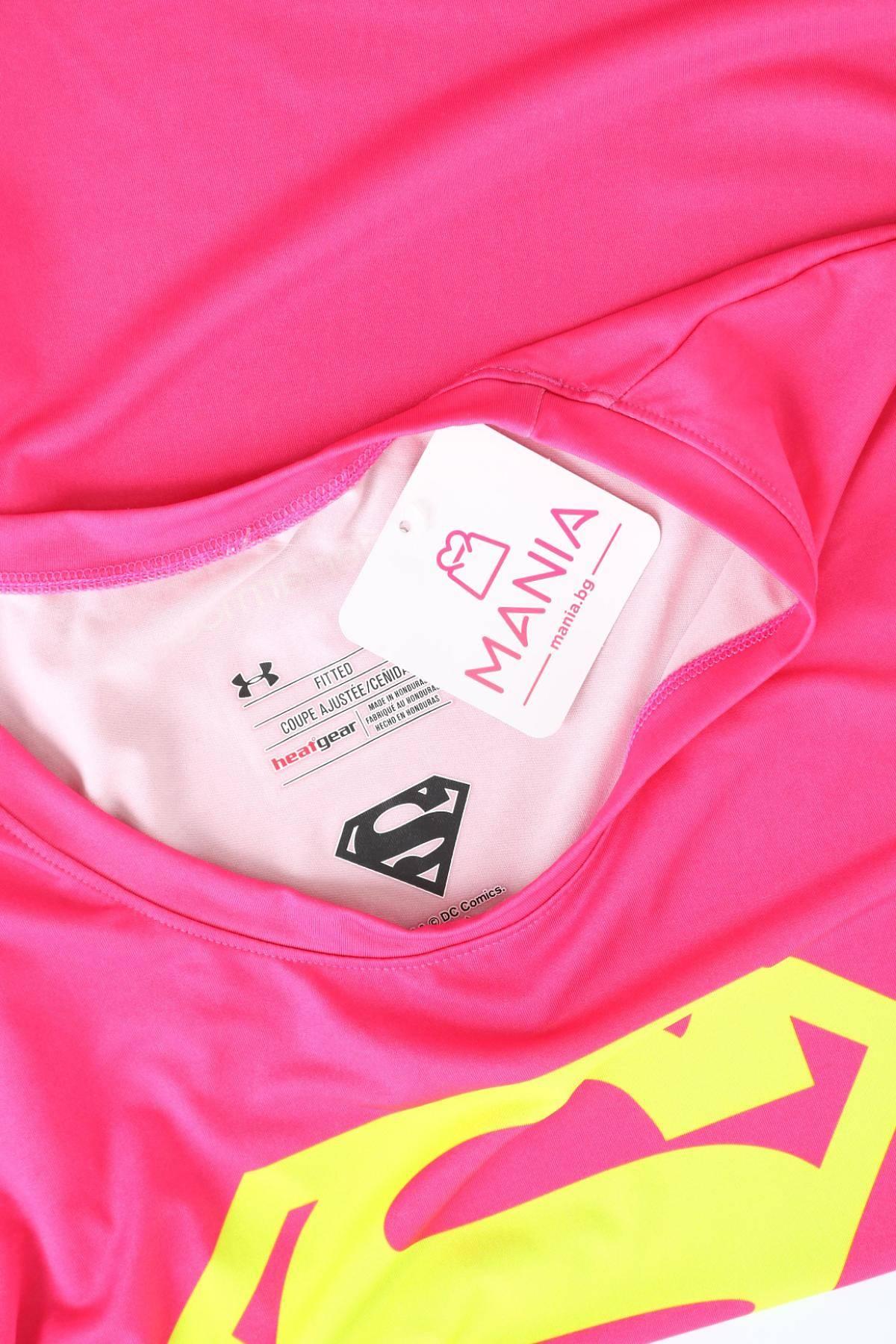 Спортна тениска UNDER ARMOUR3