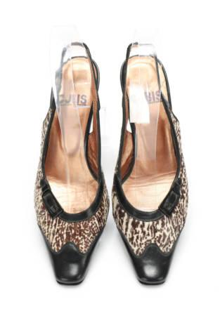 Обувки на ток Charles Jourdan