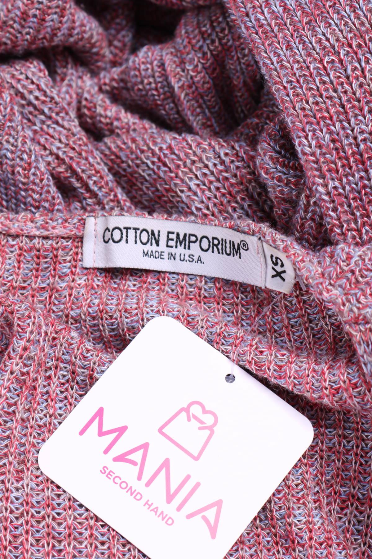 Жилетка COTTON EMPORIUM3