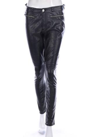 Кожен панталон H&M Divided