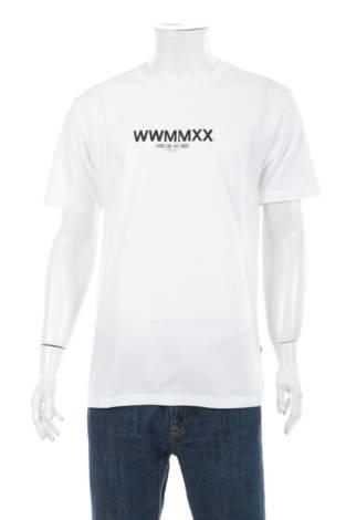 Тениска с щампа WOOD WOOD