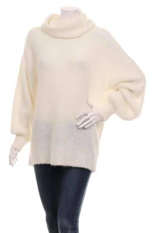 Пуловер с поло яка LEGER BY LENA GERCKE