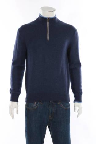 Пуловер с поло яка Greyson