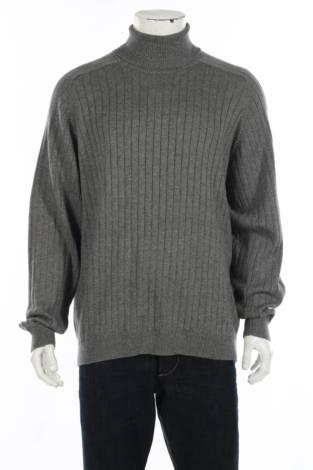 Пуловер с поло яка Eddie Bauer