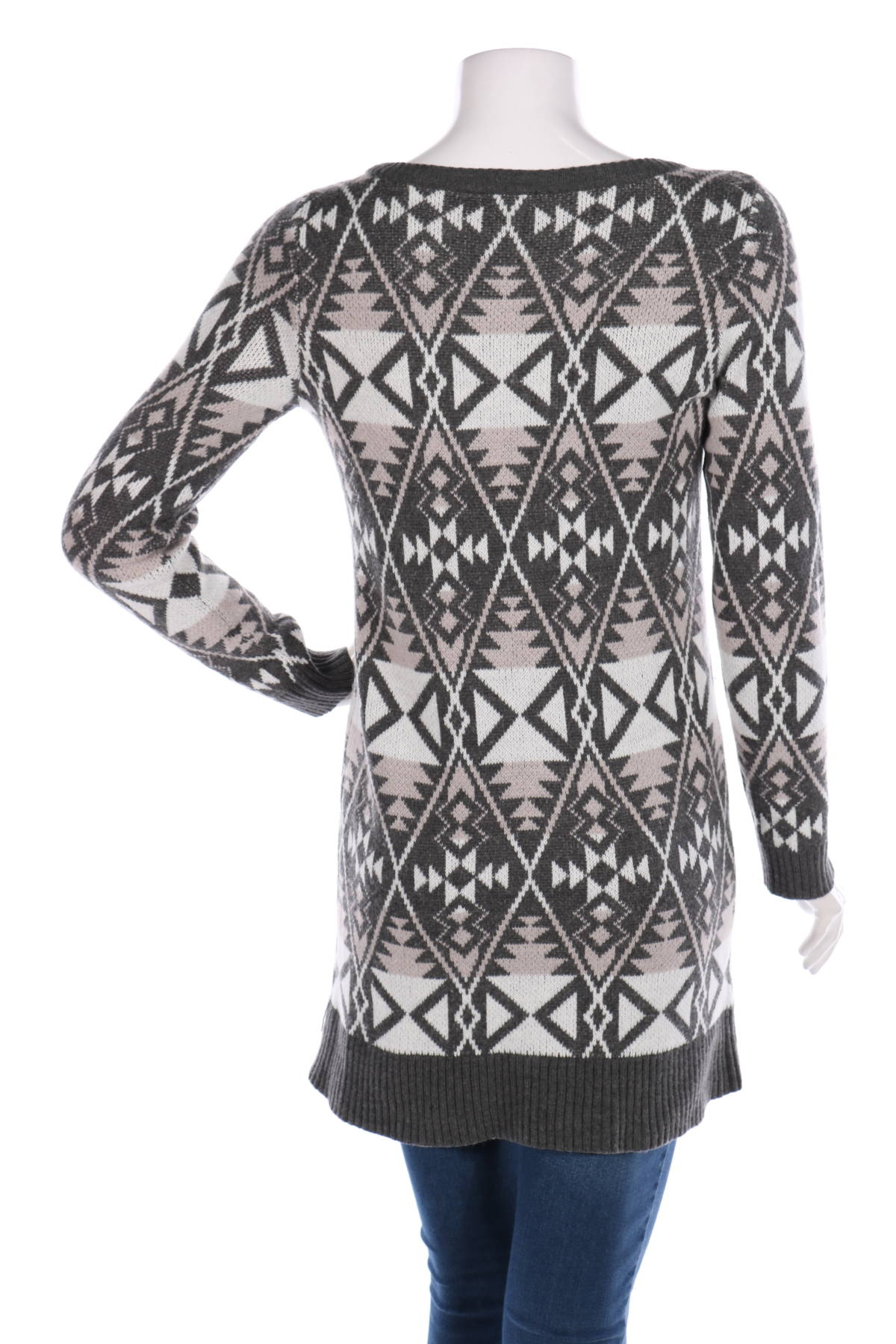 Пуловер с поло яка EXPRESS2