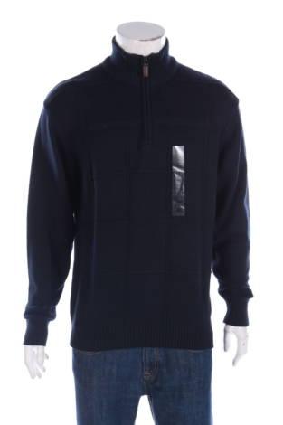 Пуловер с поло яка Tricots St Raphael