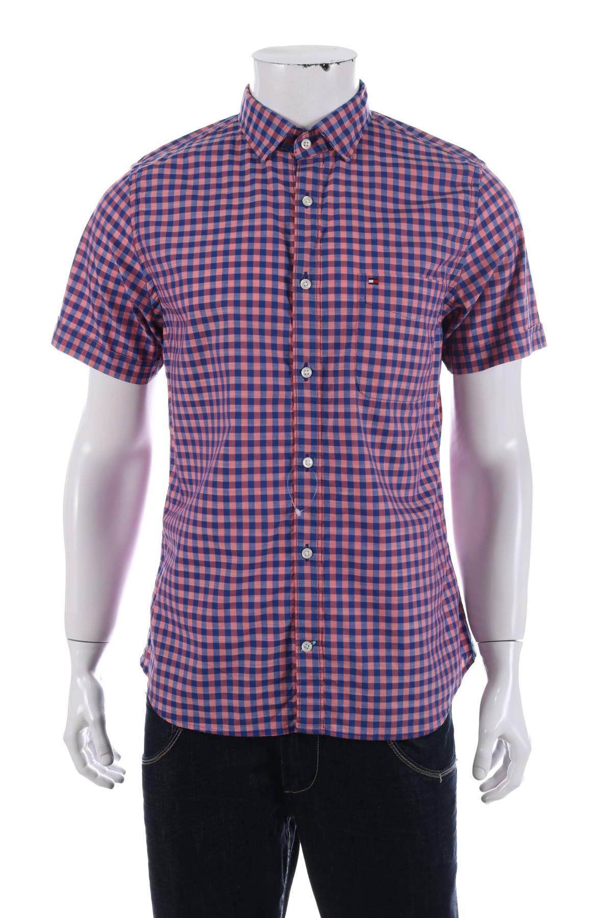 Спортно-елегантна риза Tommy Hilfiger1