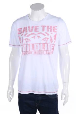 Тениска с щампа Thor Steinar