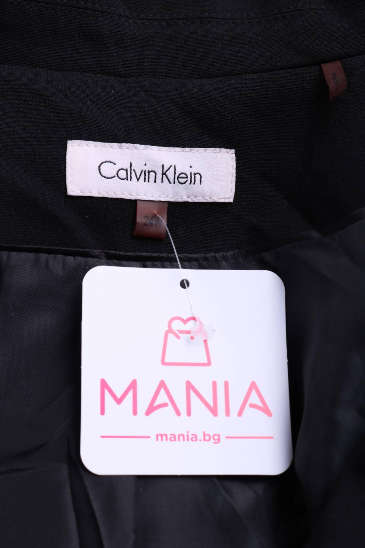 Официално сако Calvin Klein3